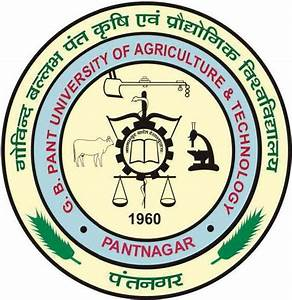 G.B. Pant University of Agriculture & Technology, Pantnagar - 263 145