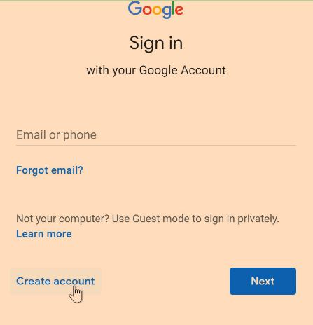 Gmail Login Different User Add New Account Id Open Help Sign In Reset